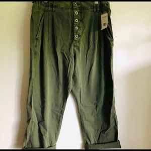 Free People compass pant. Size 10.